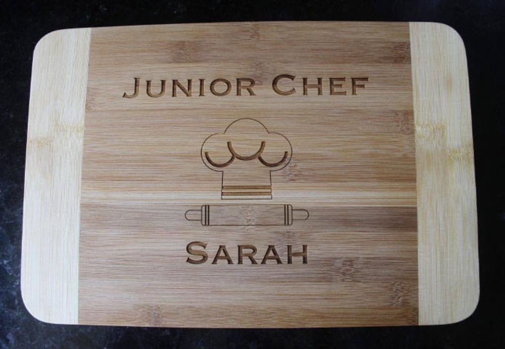 Kid's cutting board