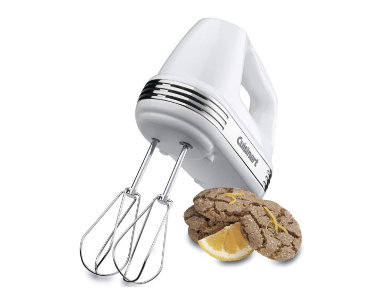 Cuisinart HM-50 Power Advantage 5 Speed Hand Mixer